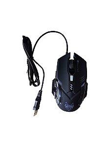 Mouse Óptico Gamer 6 Botões 2400dpi  Banson tech BS-8108