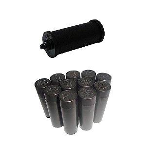 Kit de Rolo de Tinta para Máquina Etiquetadora 50pcs 20mm