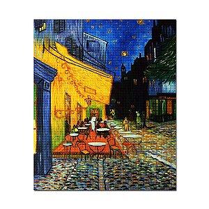 Quadro Van Gogh Café Terrace Tela Decorativa