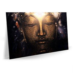 Quadro Buda Magnifico Tela Decorativa