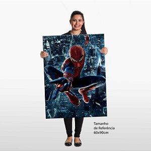 Quadro Super Heroi Homem Aranha