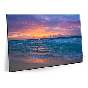 Quadro Praia Paraiso Tela Decorativa