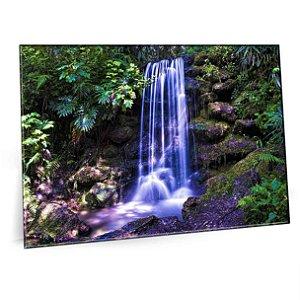 Quadro Cachoeira Tela Decorativa