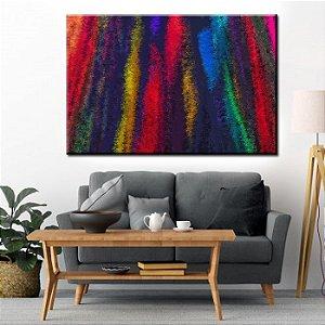 Quadro Canvas Abstrato Especial 41