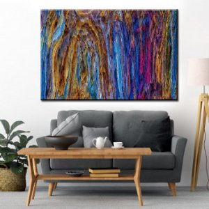 Quadro Canvas Abstrato Especial 39