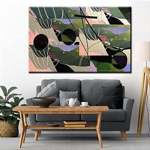 Quadro Canvas Abstrato Especial 26