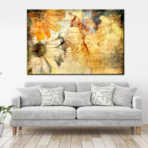 Quadro Canvas Abstrato Especial 35