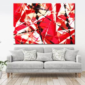 Quadro Canvas Abstrato Especial 15