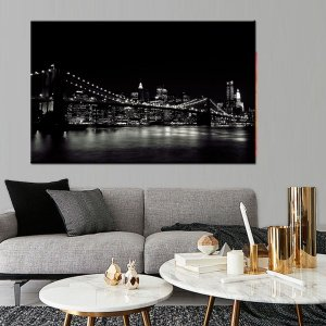 Quadro Canvas Ponte Nova York