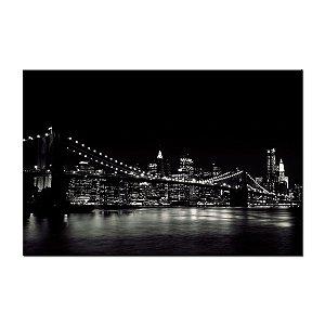 Quadro Tela Decorativa Ponte Nova York