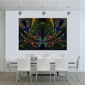 Quadro Tela Decorativa Vibrante