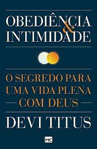 Livro Obediência E Intimidade Devi Titus