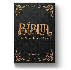 Bíblia ARC 860 Vintage - Letra Normal Almeida Revista e Corrigida