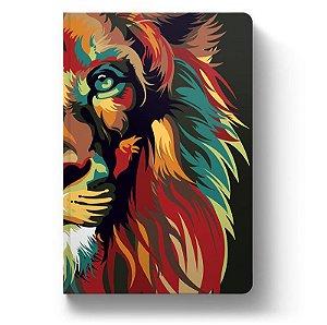 Bíblia NVT 960 Lion Colors Nature - Letra Normal Nova Versão Transformadora