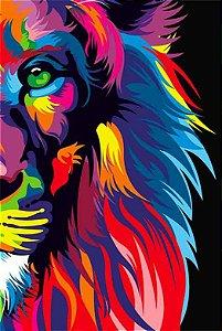 Bíblia NVT Lion Colors POP 960 - Letra Normal