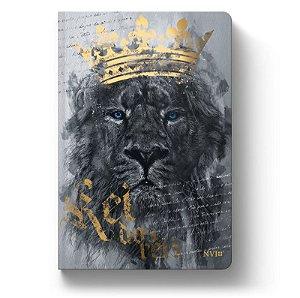 Bíblia NVI Luxo Slim - Rei dos Reis - Letra Grande