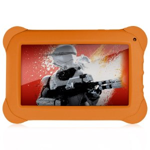 Tablet Disney Star Wars Multilaser Nb238 Dual Cam 8gb Tela 7