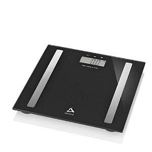Balança Digital com Índices De Calorias e Gordura Multilaser Hc030 Até 180 Kg