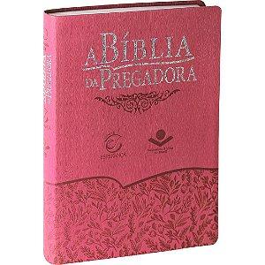 Bíblia Da Pregadora Almeida Revista E Atualizada Com Esboços