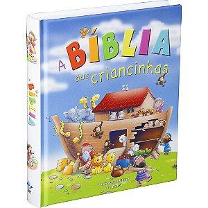 A Bíblia Das Criancinhas Tradução Novos Leitores Ilustrada Com Capa Dura