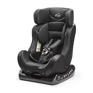 Cadeirinha Auto Maestro Reclinável Para Bebê  de 0 À 25 Kg Bb514 Preta - Multikids