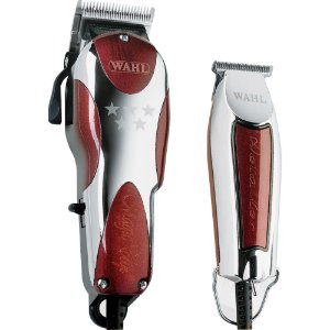 Kit Máquina de Corte Magic Clip + Detailer 220V WAHL