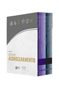 Box 2 Livros Série Aconselhamento Nº 10 A Nº 18 Editora Fiel