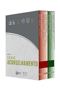 Box 3 Livros Série Aconselhamento Nº 19 A Nº 27 Editora Fiel