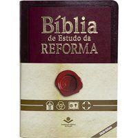Bíblia de Estudo da Reforma com índice Edição Limitada (ARA)
