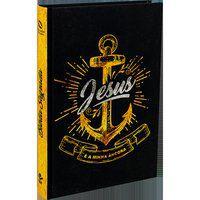 Bíblia Sagrada Jesus é minha ancora Nova Almeida (NAA)