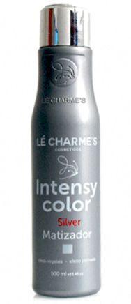 Intensy Color Silver - Matizador Efeito Platinado Lé Charme's - 500ml