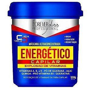 Energético Capilar Forever Liss - 950g