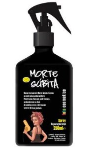 Morte Súbita Reparação Total Spray Lola Cosmetics - 250ml