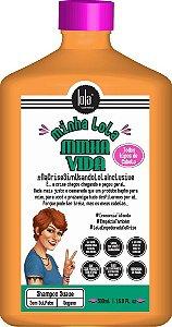 Minha Lola Minha Vida Shampoo Suave Sem Sulfato Lola Cosmetics - 500ml