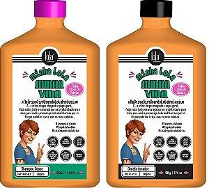 Kit Minha Lola Minha Vida - 2 Produtos (Shampoo Suave + Condicionador)