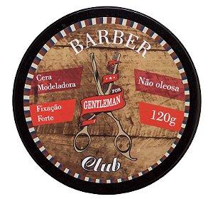 Barber Club Cera Modeladora Extra Forte Lattans - 120g