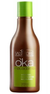 Salvatore Oka Macadâmia Shampoo - 300ml