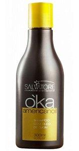 Salvatore Oka Americanoil Shampoo com Óleo de Ojon - 300ml