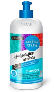Inoar Cachos Online - Shampoo Bombar - 300ml