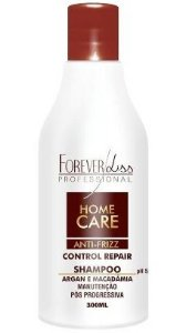 Home Care Shampoo Argan e Macadâmia Forever Liss - 300ml
