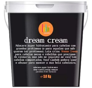 Dream Cream Máscara Super Hidratante Lola Cosmetics - 3kg