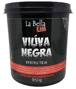 Viúva Negra Máscara Reconstrutora Efeito Teia La Bella Liss - 950g