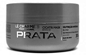 Máscara Banho de Prata Cicatri Mask Lé Charme's - 300g