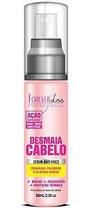 Desmaia Cabelo Sérum Forever Liss - 60ml