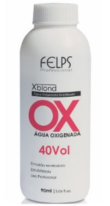 Felps Xblond OX Água Oxigenada 40 Volumes - 90ml