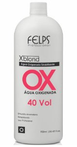 Felps Xblond OX Água Oxigenada 40 Volumes - 900ml