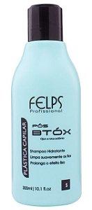 Felps Plástica Capilar Pós BTOX Shampoo Hidratante - 300ml
