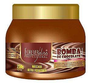 Bomba de Chocolate Máscara Ultra Hidratante Forever Liss - 250g