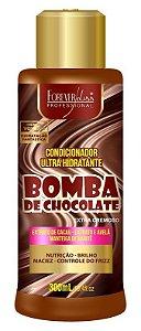 Bomba de Chocolate Condicionador Ultra Hidratante Forever Liss - 300ml