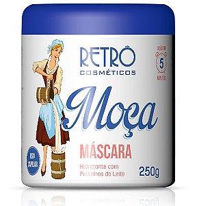 Retrô Moça Máscara Hidratante - 250g
